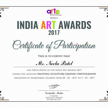 Arte Mondiale Certificate 3-05